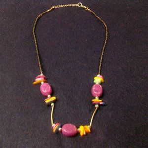 """necklace 22-1/2"""" long"""